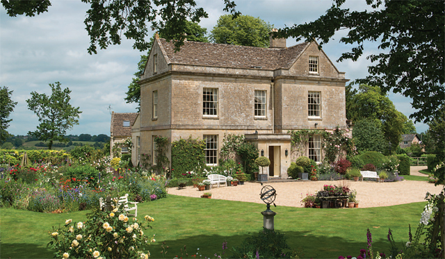 Wiltshire country houses for sale