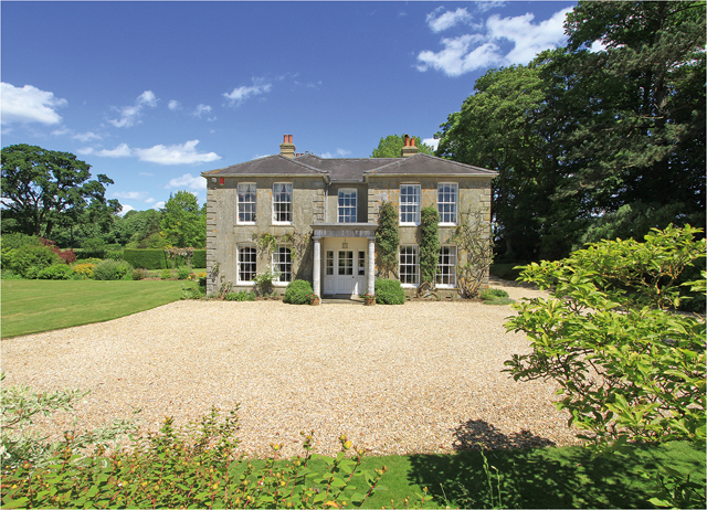 Country houses near prep schools country life for Country home builders near me