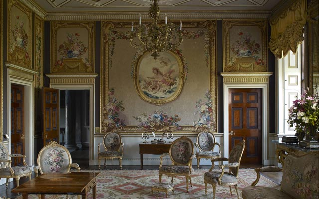 Ordinaire The House Newby Hall. The Drawing Room\u0027s History