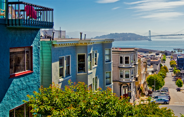 buying property in San Francisco