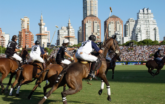 121st Argentine Polo Open of Palermo
