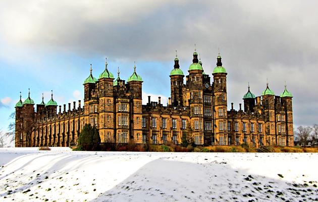 Development of Donaldson's College