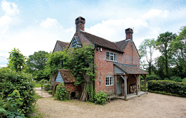 Walnuts farm east sussex country life Picture perfect house