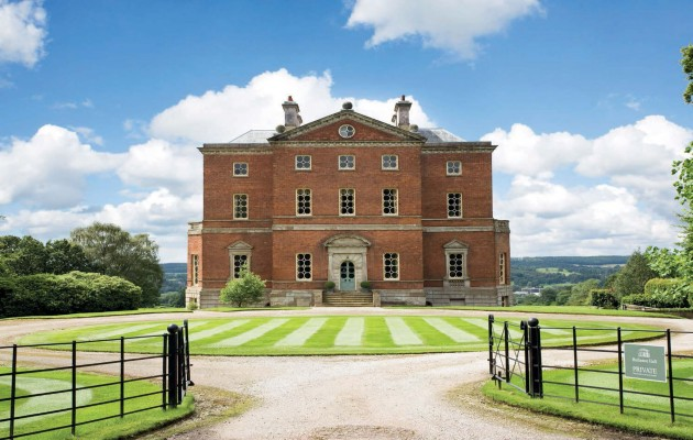 Barlaston Hall In Staffordshire Country Life