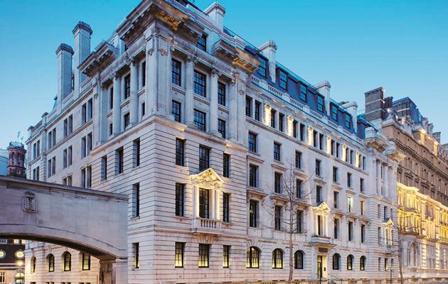 Corinthia Residences London - Country Life