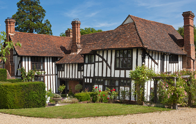 10 Tremendous Tudor Properties For Sale