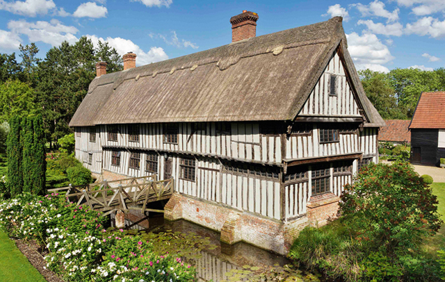 10 tremendous tudor properties for sale country life for Old homes for sale in england