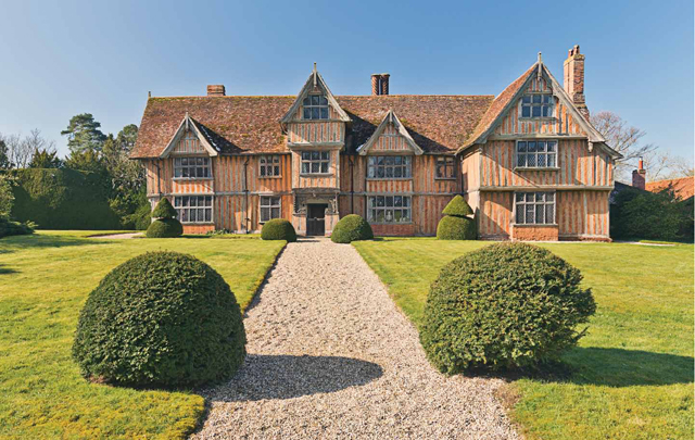 10 Tremendous Tudor Properties For Sale Country Life