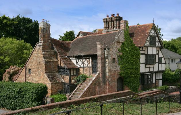 10 Tremendous Tudor Properties For Sale