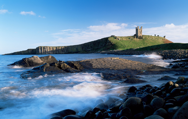 6 Spectacular Castle Ruins By The Sea Country Life