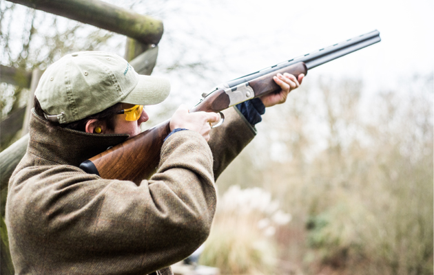 Beginner's guide to clay pigeon shooting - Country Life