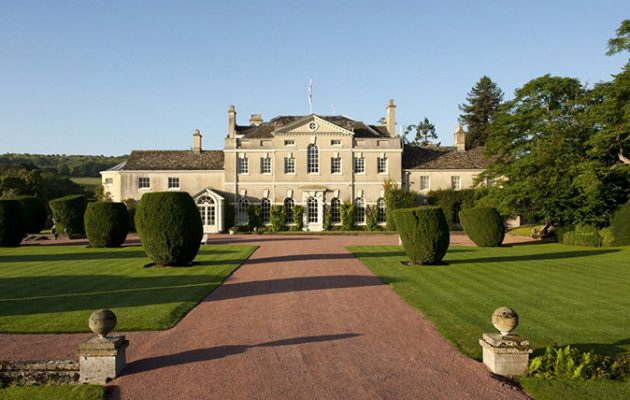 country estate for sale in oxfordshire country life