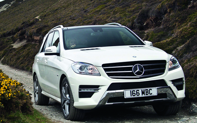 Mercedes Benz ML250 BlueTEC 4Matic