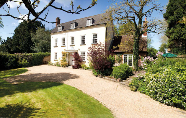 old rectories for sale