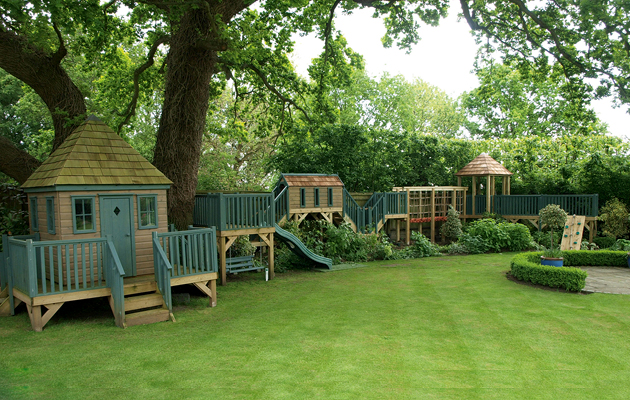 The Best Playhouses To Buy For Your Garden Country Life