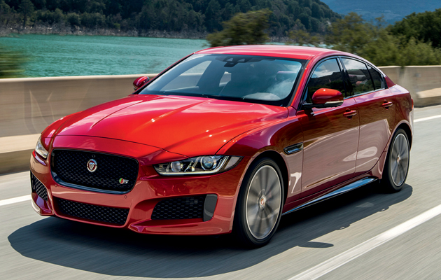 jaguar xe saloon review