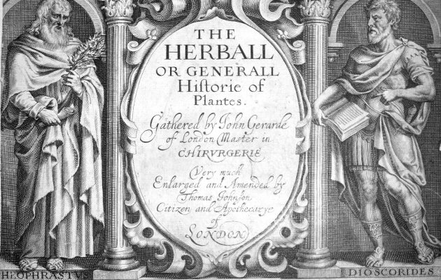 true face of shakespeare herball title page feature image
