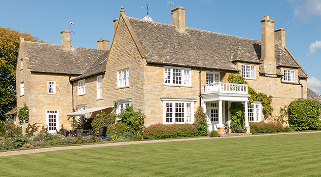 cotswolds country houses luggers hall country life