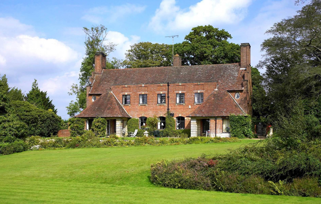 grade ii listed country houses for sale
