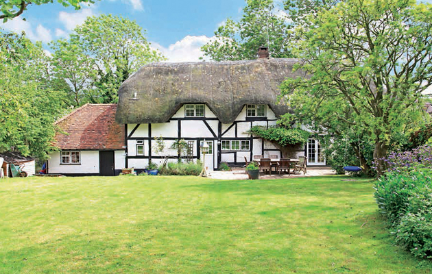 chocolate box cottages for sale