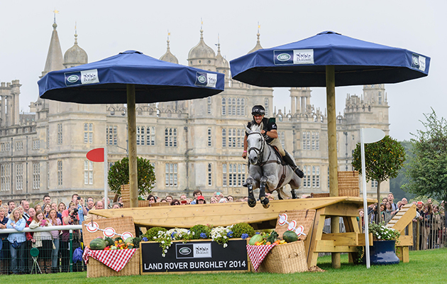 guide to burghley 2015