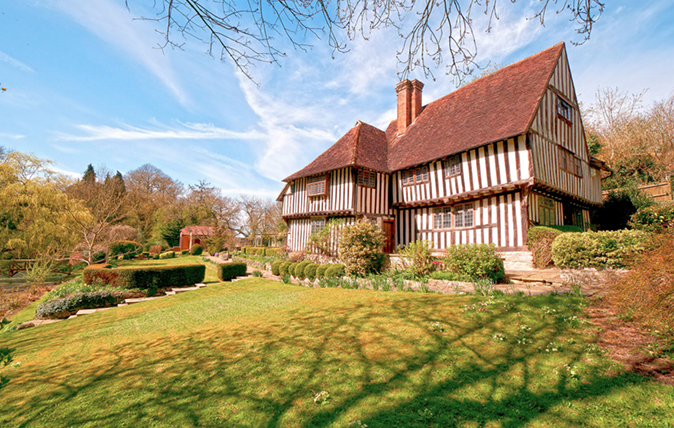 Historic houses for sale in kent country life for Old homes for sale in england