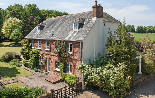 hampshire country houses for sale near excellent schools