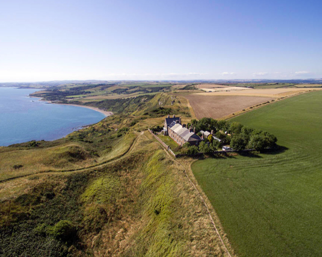 Delightful coastal cottages for sale country life for 27 the terrace st ives for sale