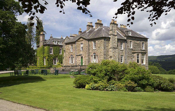 Scottish sporting estate for sale country life for Castle mansions for sale