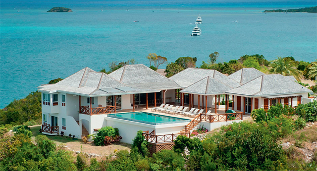 Dream houses on Antigua - Country Life
