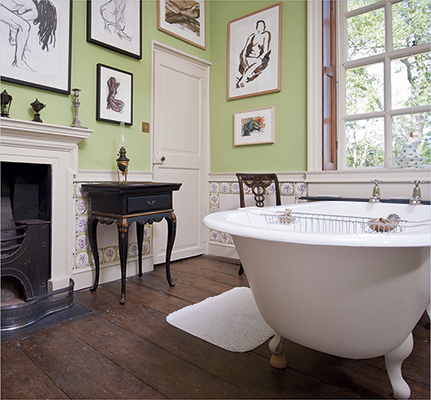 Interior Design Period Bathroom Styles