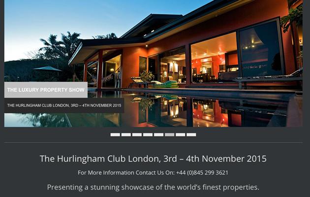 luxury property show 2015