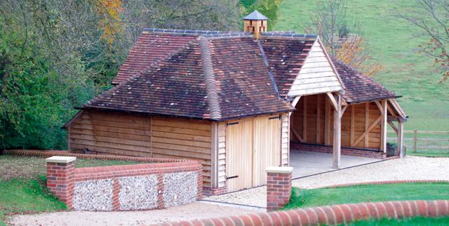 Timber framed garages prices frame design reviews for 3 bay garage cost