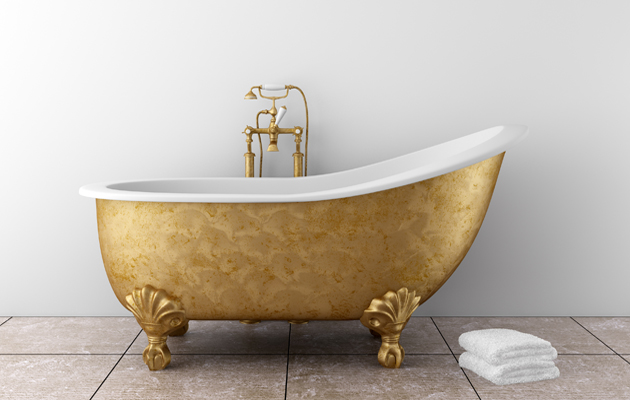 Interior design: Period bathroom styles