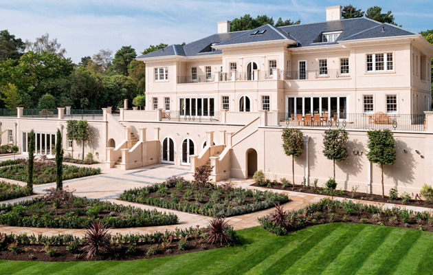 new country houses in surrey