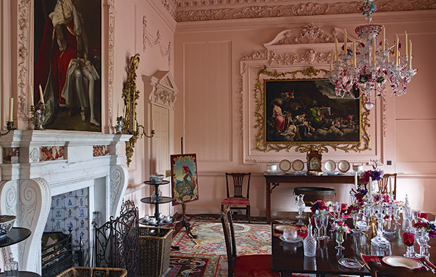 Dumfries House Dining Room Country Life