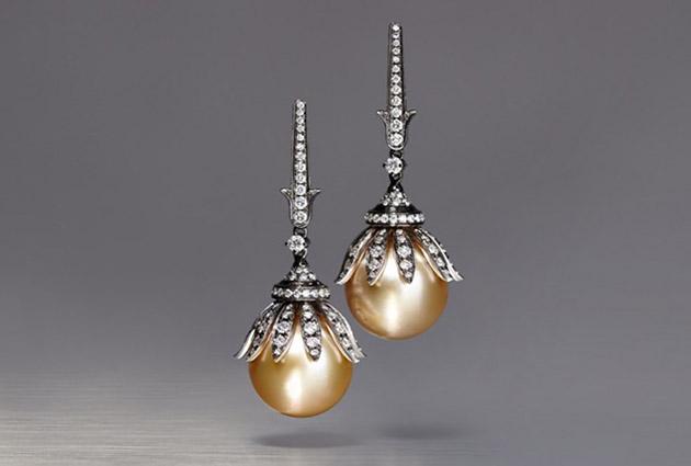 annoushka pearl earrings