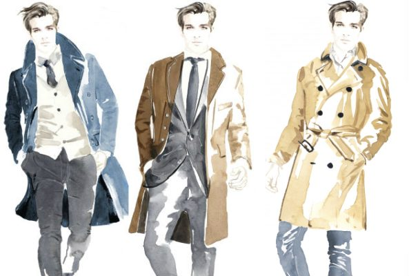 The three best coats for men