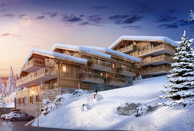 ski property under 1m feature