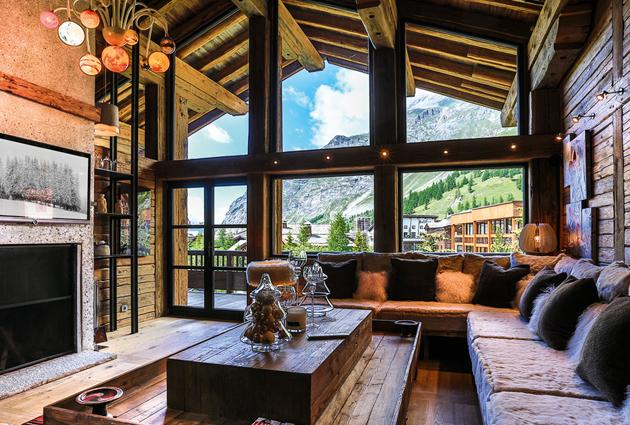 val disere ski property