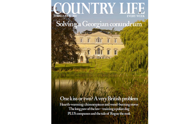 Country Life cover February 8, 2017