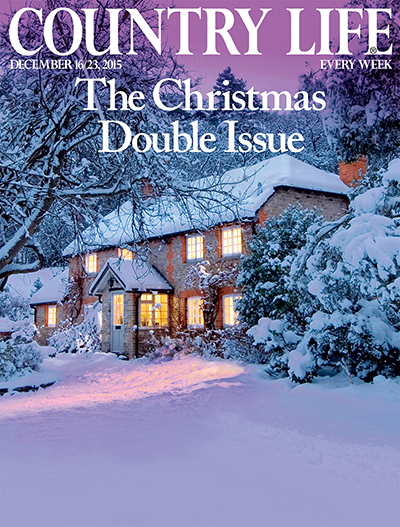 Country Life December 16 Christmas double issue
