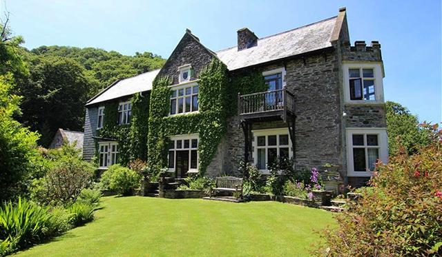 North Devon coast property for sale