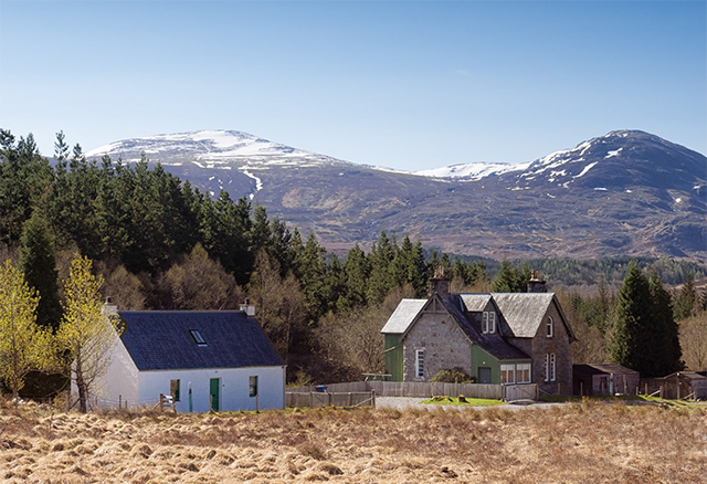 Property For Sale In Cairngorms Scotland