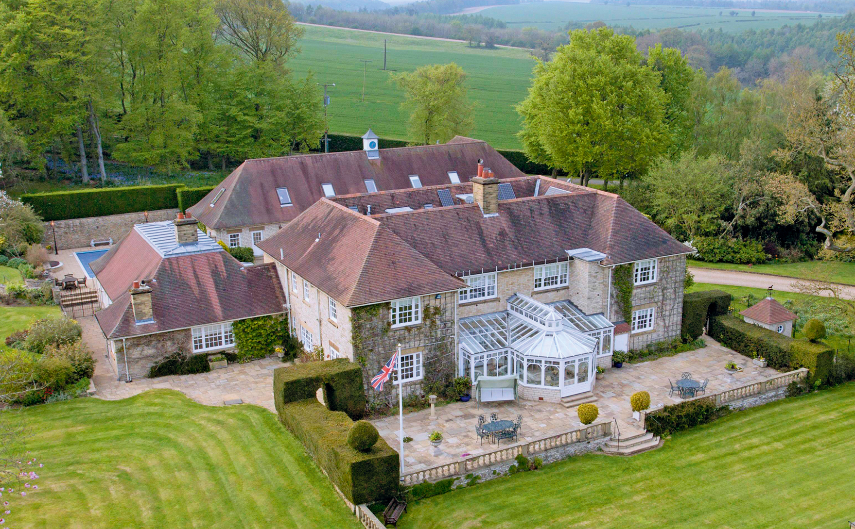 Beckdale House Equestrian Properties For Sale Country Life