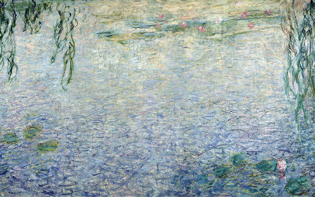 Monet Painted His Water Lily Garden In All Its Guises And Details