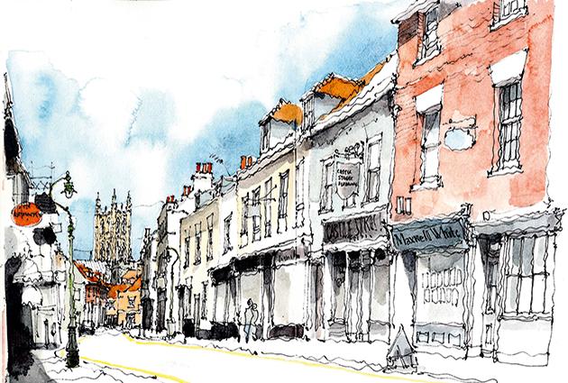 canterbury castle street
