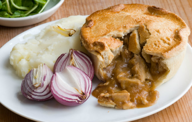 That Beef Shin And Pig Trotter Pie At St John Perhaps Seductively Wobbly Or Pork Pies From Glaves Butchers In North Yorkshire Hot The Oven