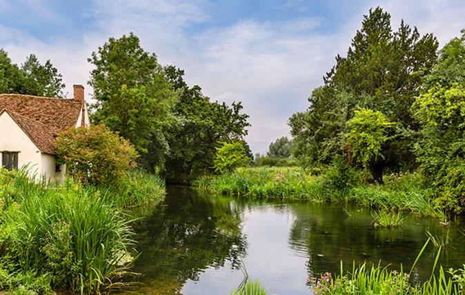 East Bergholt Suffolk