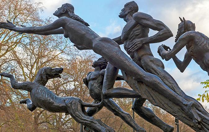 modern public art